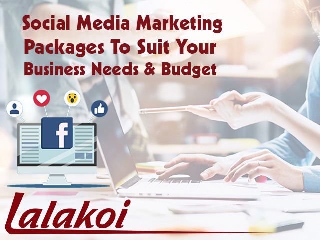 Professional Social Media Marketing