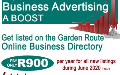 Garden Route Business Advertising Boost